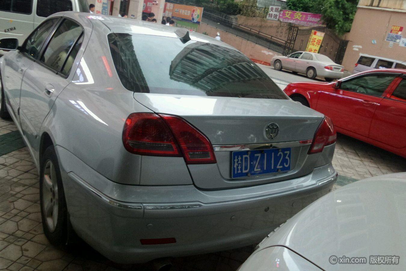 中华骏捷 2007年上牌