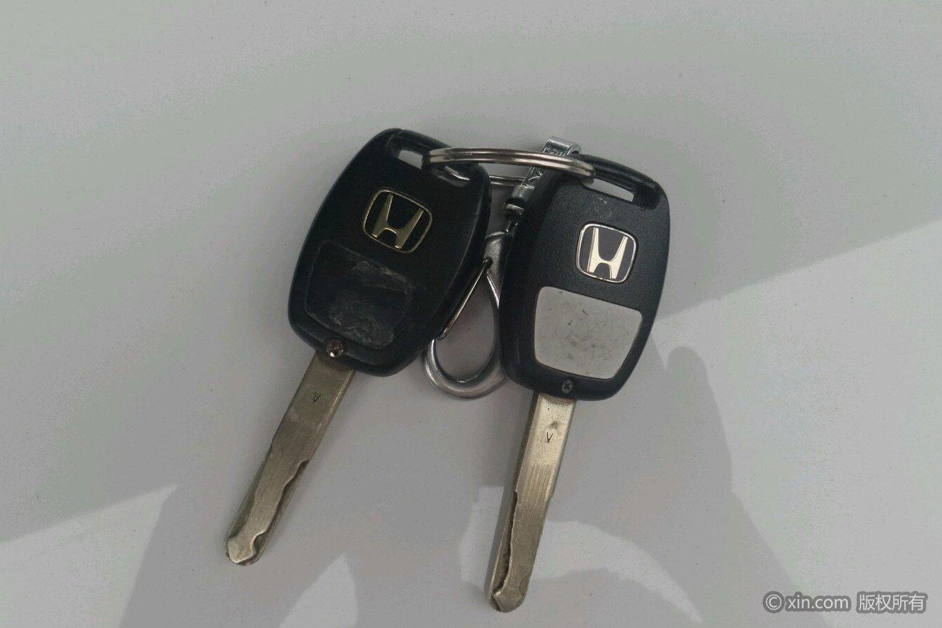 第十代思域车钥匙图片